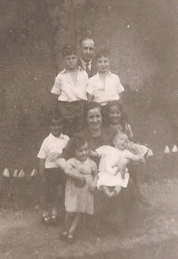 george jessie and children